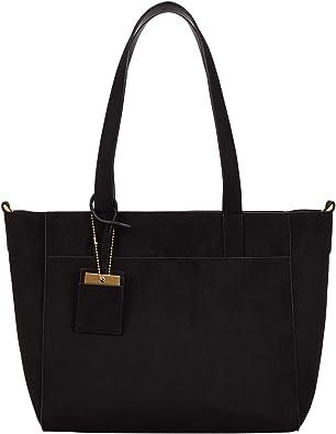 Parfois Bolso Shopper Textura Ante Mujeres Tallas M
