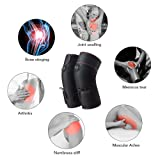 Wireless Knee Massager Heated Vibration Therapy