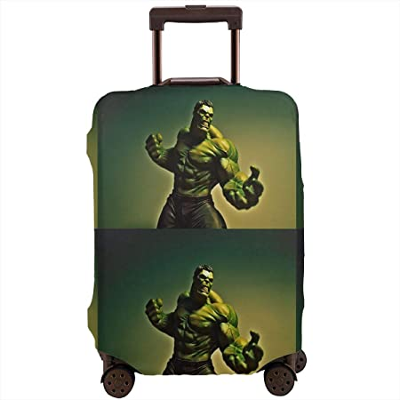 Xzcxyadd The Incredible Hulk Funda Protectora de Equipaje de Viaje ...