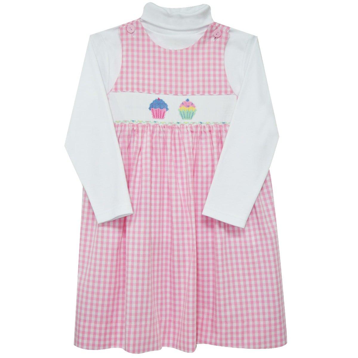 5c82341928 Amazon.com  Vive La Fete cupcakes jumper and blouse  Clothing