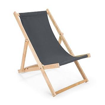 Liegestuhl Sonnenliege Zusammenklappbar Auflage, Strandliege Liege Camping  Schön Deco Gartenliege Outdoor LIEGE Relaxliege (MODEL