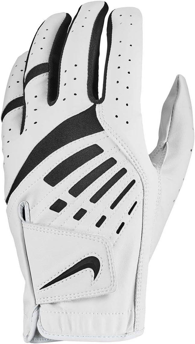Nike Golf Glove Mens White Dura Feel L/H