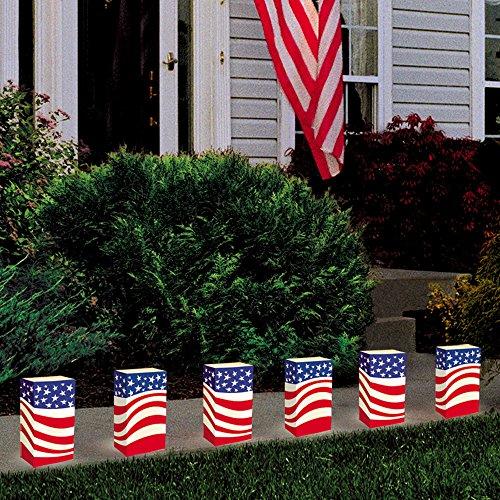 Americana Patio Lights in US - 8