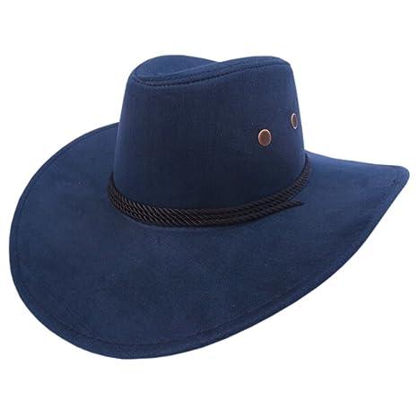 12d8d12498059 Amazon.com   Kylin Express Fashion Outdoors Activities Cap Cowboy ...