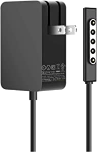 Original Microsoft Surface RT, Surface Pro 1 and Surface Pro 2 Tablet 24W Power Supply Charger - Non Retail Packaging