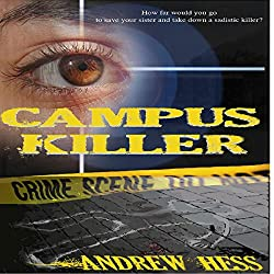 The Campus Killer (Detective Ali Ryan Series Book 1)