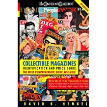 COLLECTIBLE MAGAZINES: Identification and Price Guide, 2e