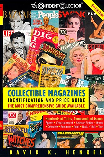 Collectible Magazines: Identification & Price Guide, 2nd Edition Collectible Magazine