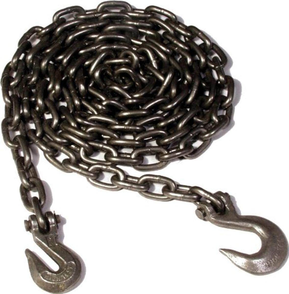 Koch 817391 Log Chain Grade 43 Trade Size 5//16 by 14 Feet Self Colored