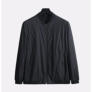 FeN 2018 abrigos para hombres nuevos Chaquetas de vestir sueltas de tallas grandes Elegantes prendas de