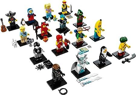 Lego Minifiguras Series 16 - ANIMALES DE LA SELVA PHOTOGRAPHER Minifigura Embolsado) 71013