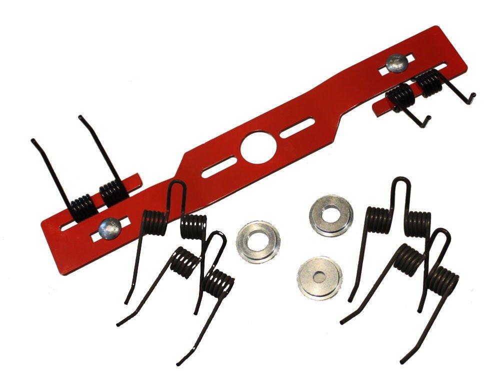 Fuerza Quattro 44 cm para cortacésped Desmooser Rasenlüfter Blade ...