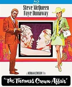 The Thomas Crown Affair (50th Anniversary Special Edition) [Blu-ray]