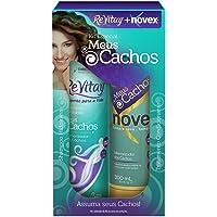 Shampoo e Condicionador Meus Cachos Kit, Novex