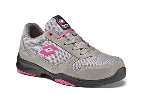 Lotto Safety Shoes Works Flex Evo S1P SRC HRO Memory Foam ...