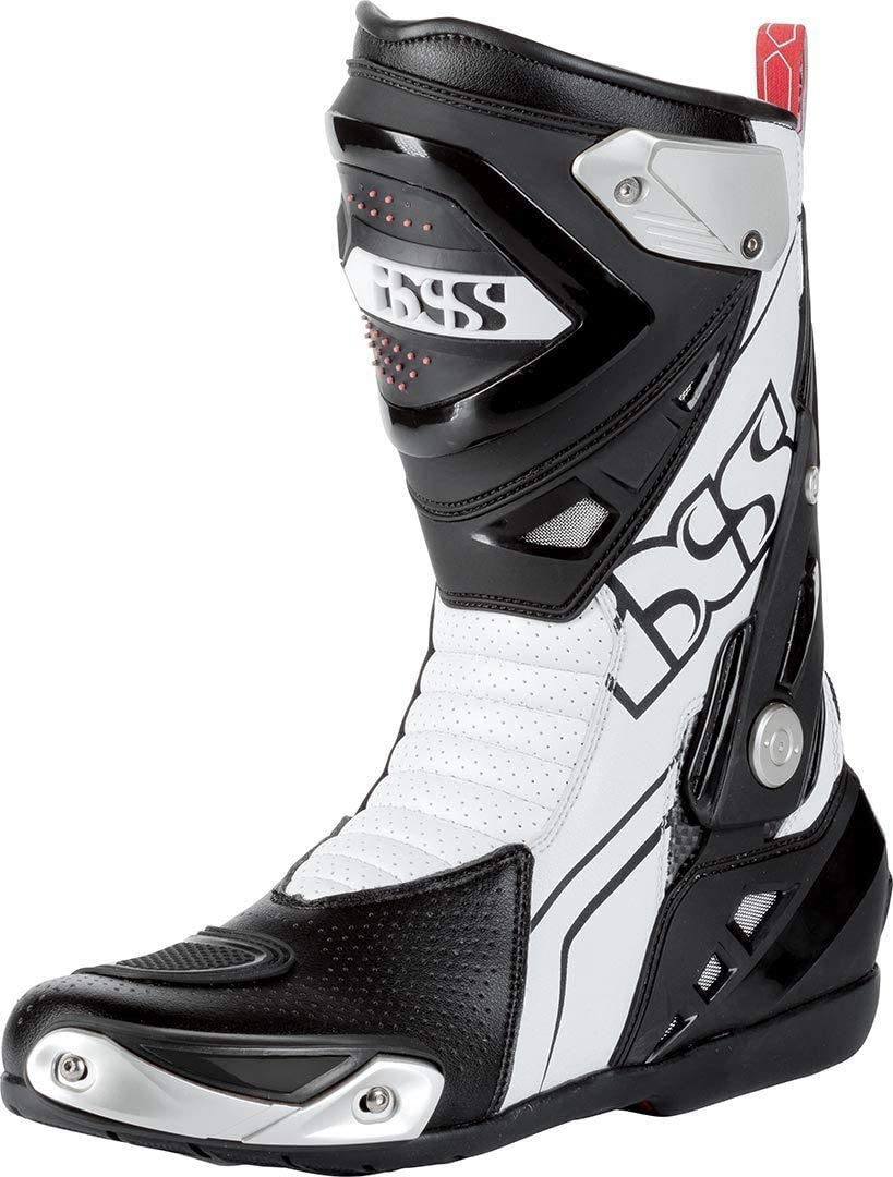 IXS X-Sport RS-400 Motorradstiefel Schwarz 46