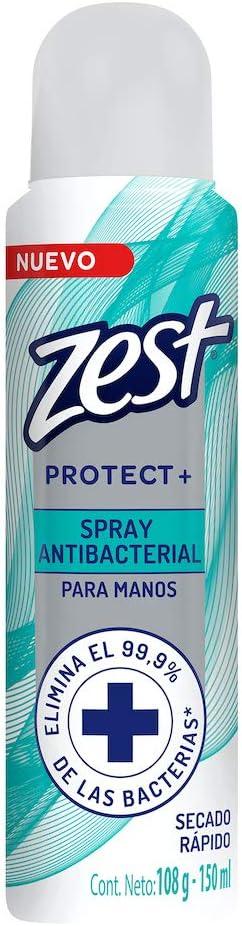 Zest Alcohol Antibacterial en Aerosol 150ml: Amazon.com.mx