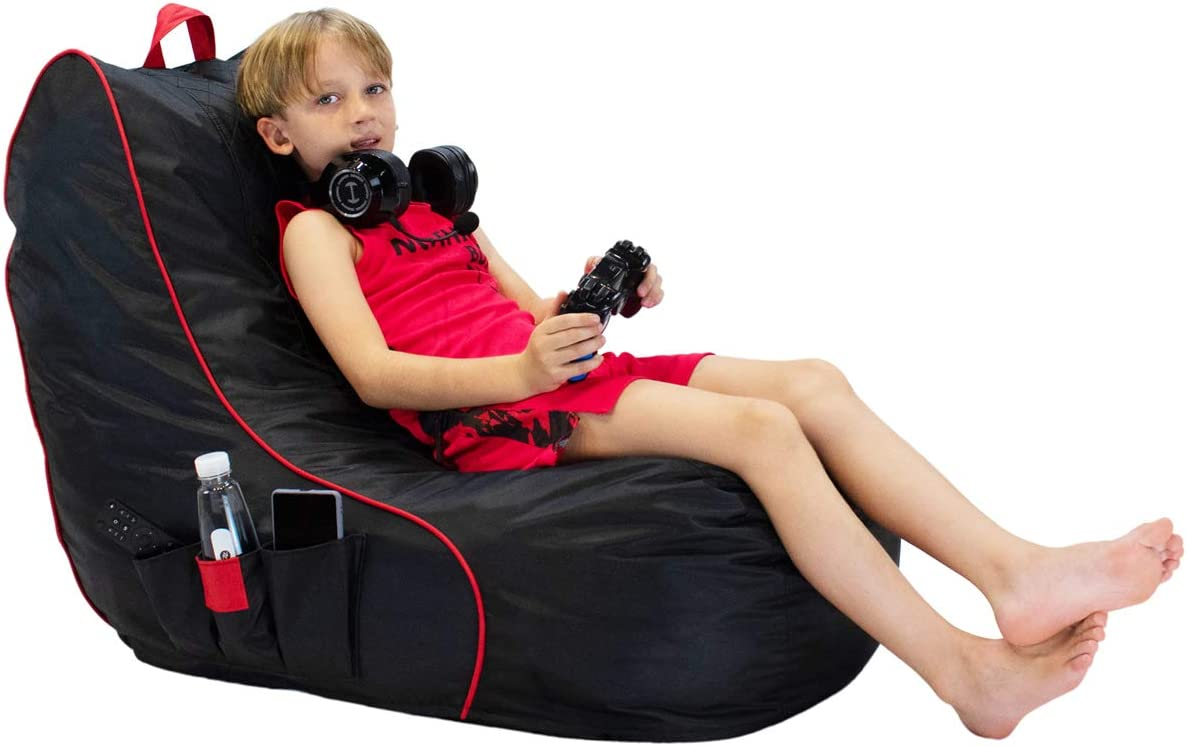 Yoweenton Bean Bag Gaming Chair