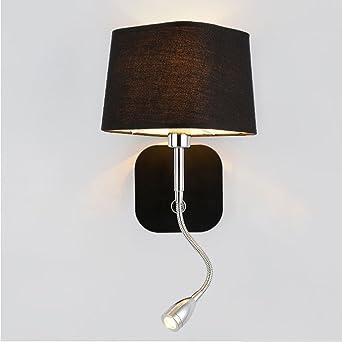 SISANLAI Lampe de Mur Haut Bas applique murale Wall Lamp lampe de ...