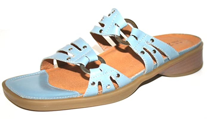 Essence by Naot 278-82-0002 donna Pantoletten, estate scarpe., Blu (Blau ( Hellblau)), 40: Amazon.it: Scarpe e borse