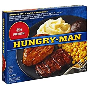 Hungry Man Tv Dinner Coupons