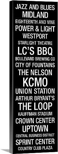 City Typography: Kansas City
