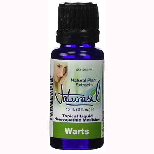 Naturasil Natural Wart & Molluscum Contagiosum Remover 15mL