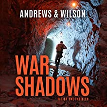 War Shadows: Tier One, Book 2 Audiobook by Brian Andrews, Jeffrey Wilson Narrated by Ray Porter