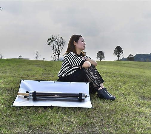 Himamk Solar Portátil Hornillo de Horno, Solar Grill Solar ...