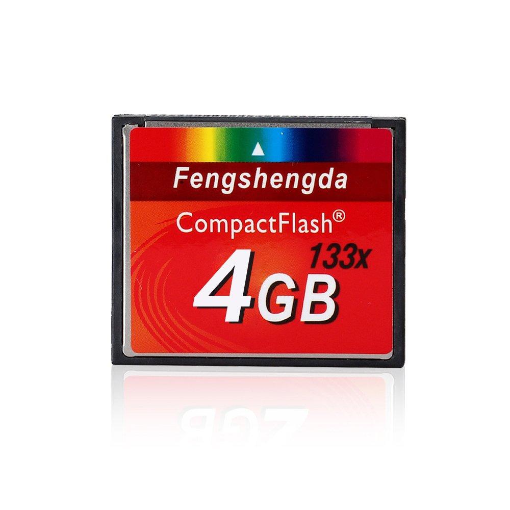 4GB CompactFlash Memory Card High Speed 133X for Canon Digital Camera Memory Card CF4GB Free Packaging HuaDaWei S-CF4GB