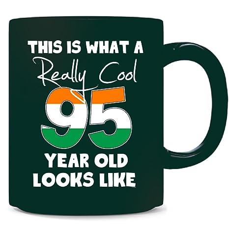 Amazon.com: Irlandés 95o cumpleaños Ideas de regalo para ...