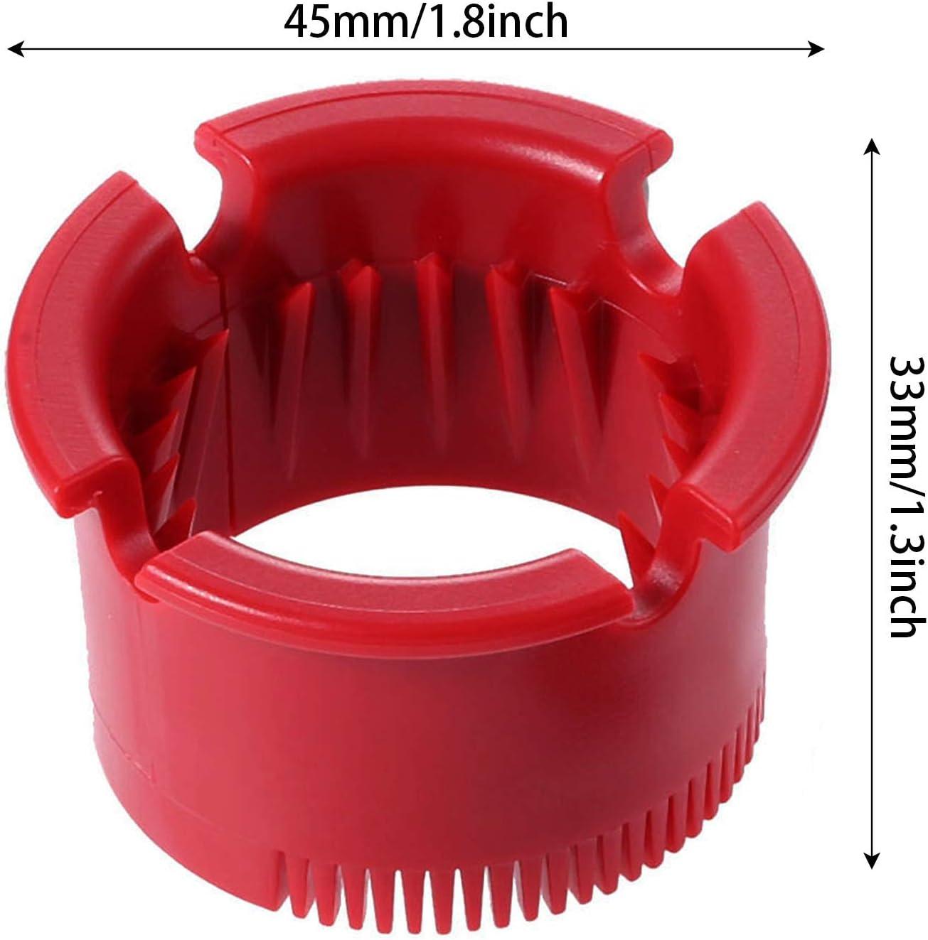 1 cepillo de limpieza para aspiradora de forma redonda ...