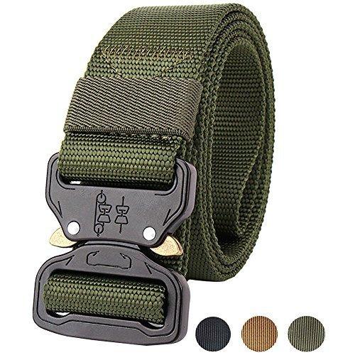 Tactical belt Green - 1