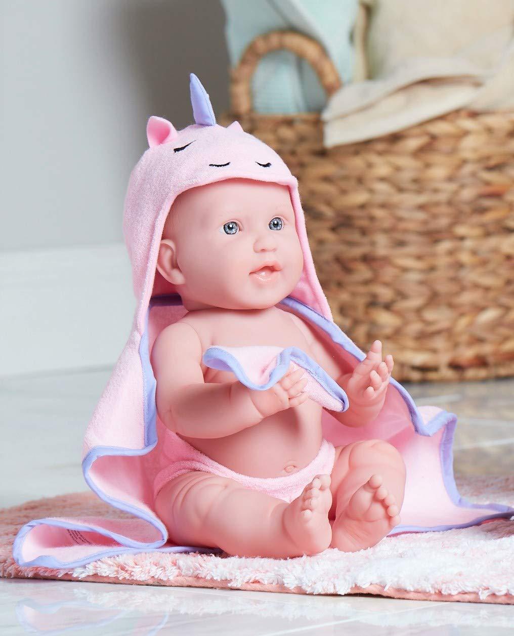 b0a045ad0 Amazon.com  JC Toys Bubbles   Bath Girl Baby Doll