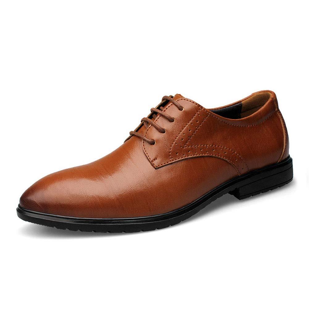 Farbe Büroschuhe formelle Uniformschuhe Schuhe Spitze lässig