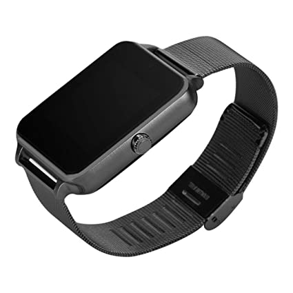 Amazon.com: Dreamyth Z60 PLUS Smart Watch Phone Pedometer ...