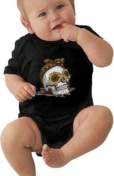 body bébé tête de mort 3