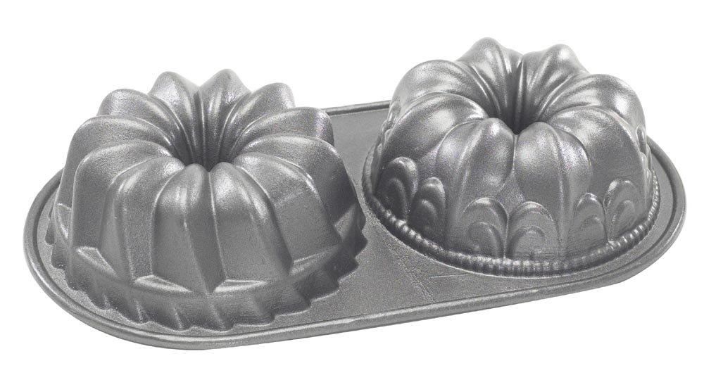 Nordic Ware Platinum Bundt Duet Pan by Nordic Ware (Image #1)