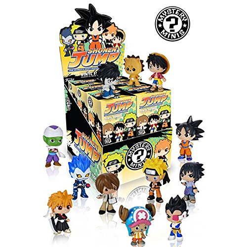 Mystery Minis Best of Anime S2 Mini Figure Case of 12 Funko