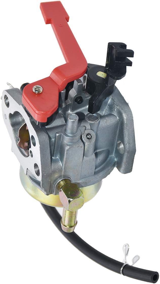 Carbman 751-12098 Carburetor with Gaskets for MTD Cub Cadet 951-12098 951-14028 Models 31AM2T6D710 31AM2T6D709 SnowBlower for Troy Bilt 270-JU,370-JU-11 series engines