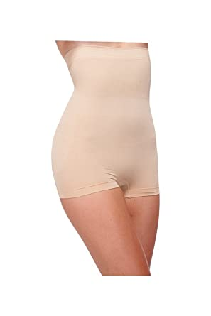 f906ab53f8 Womens Ladies Shapewear Bodyfit High Waist Shorts