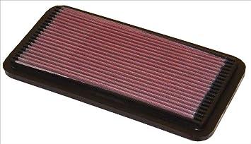 Toyota Previa 2.0 D-4D Genuine MANN Engine Air Filter Service Replacement