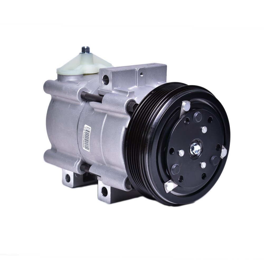 New FS10 AC Compressor & Clutch for 97-06 Ford F150, Heritage 58151 Nugen Motorparts