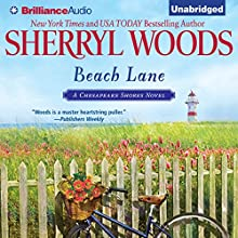 Beach Lane: A Chesapeake Shores Novel, Book 7 Audiobook by Sherryl Woods Narrated by Christina Traister