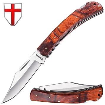 Amazon.com: Cuchillo plegable de bolsillo – Cuchillo ...