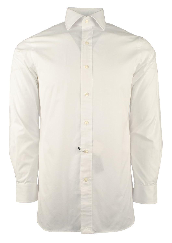 Polo Ralph Lauren Mens Oxford Dress Shirt White 712550513001 At