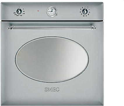 Smeg SF855X - Horno (79L, 3000W, Eléctrico, Integrado, Acero ...