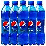 PepsiCola 百事可乐 蓝色百事可乐450ml*5瓶