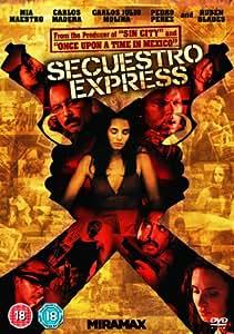 Secuestro Express [Edizione: Regno Unito] [Reino Unido] [DVD]