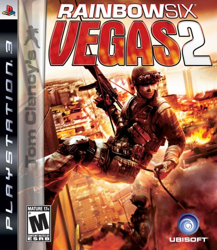Tom Clancy's Rainbow Six Vegas 2 - Playstation - Nevada Vegas Las Outlets